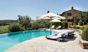 Villa Umbrie Toscane